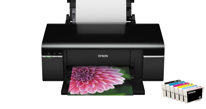 Принтер на седмицата – Epson Stylus Photo P50