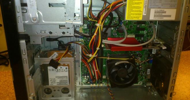 Компютърна конфигурация втора употреба PC3 10042013